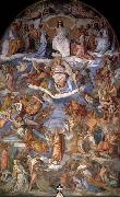 CORNELIUS, Peter The Last Judgment oil